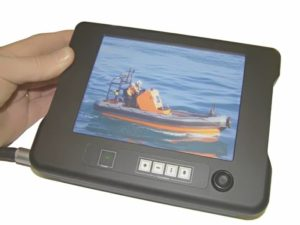 6.5'' Poseidon Hand Monitors