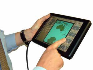 10.4'' Hand Held Titan & Poseidon Monitor