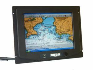 """10.4"""" Panel Mount Titan & Poseidon Monitors"""