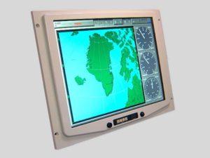 19'' Panel Mount Titan & Poseidon Monitor