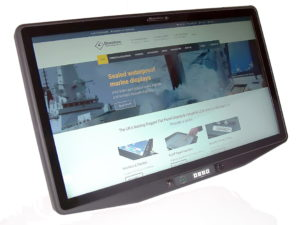 24 inch Monitor for Rugged & Extreme Conditions