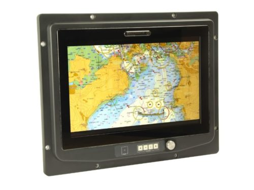 """12.1"""" Wide Screen Monitor - Front"""
