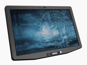 "Bluestone Technology's Poseidon Xtreme 24"" 16:10 Aspect Ratio Front"